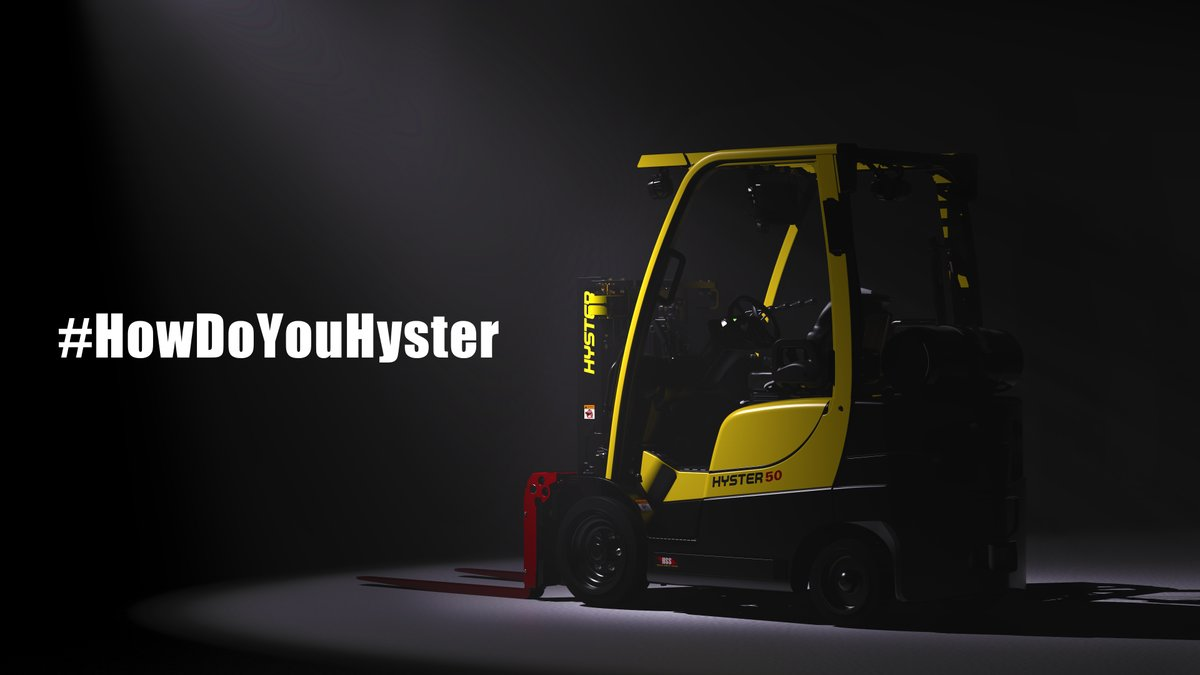How do you Hyster
