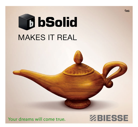 bSolid - MAKES IT REAL - Biesse